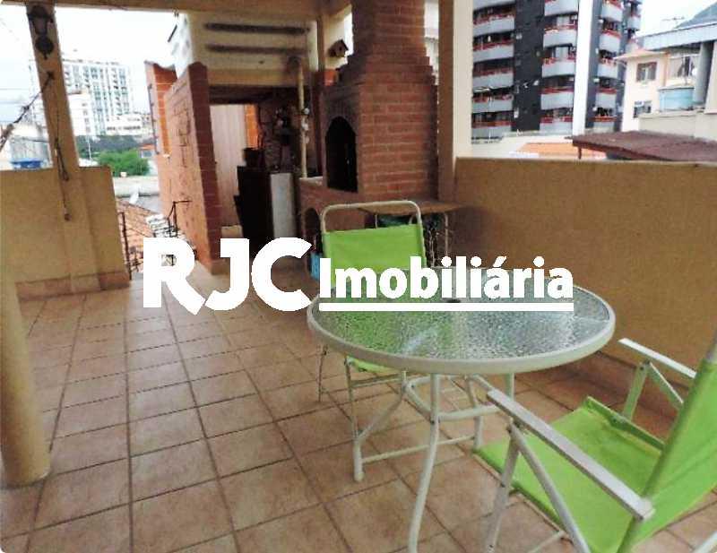 16 - Casa de Vila 2 quartos à venda Vila Isabel, Rio de Janeiro - R$ 585.000 - MBCV20081 - 17
