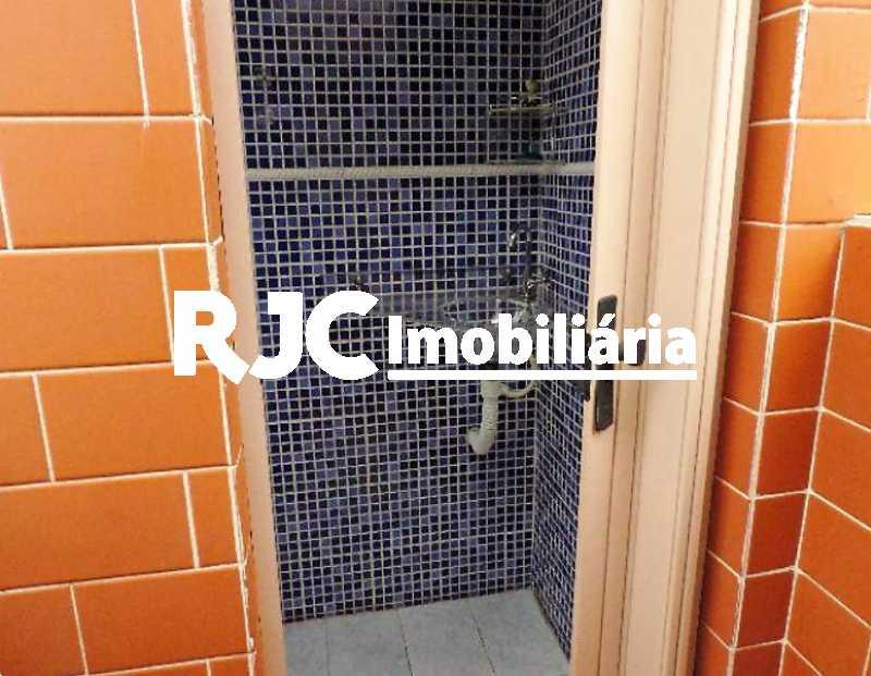 17 - Casa de Vila 2 quartos à venda Vila Isabel, Rio de Janeiro - R$ 585.000 - MBCV20081 - 18