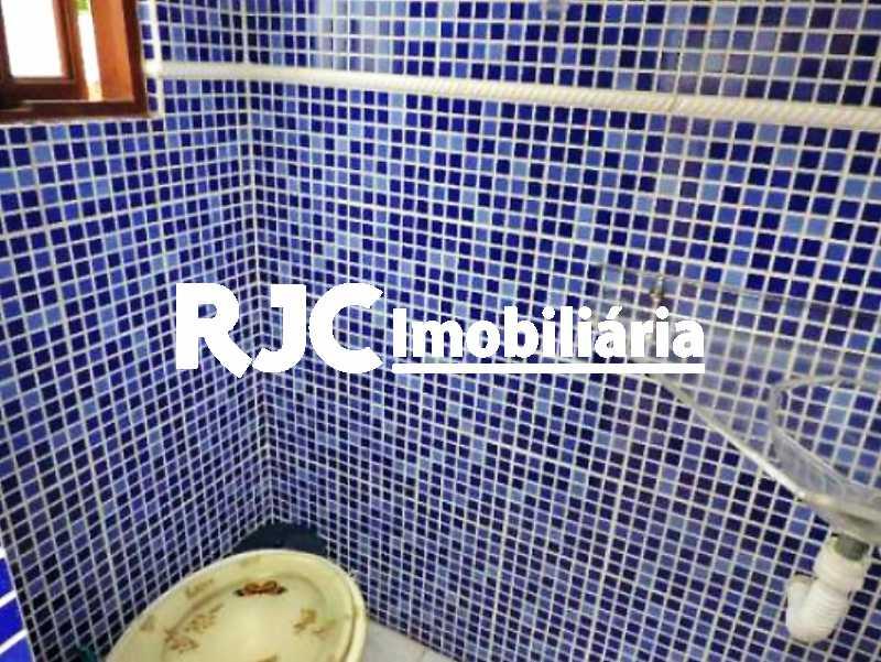 18 - Casa de Vila 2 quartos à venda Vila Isabel, Rio de Janeiro - R$ 585.000 - MBCV20081 - 19