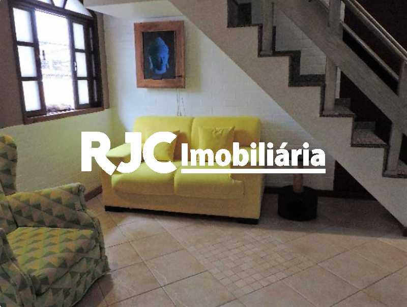 19 - Casa de Vila 2 quartos à venda Vila Isabel, Rio de Janeiro - R$ 585.000 - MBCV20081 - 20