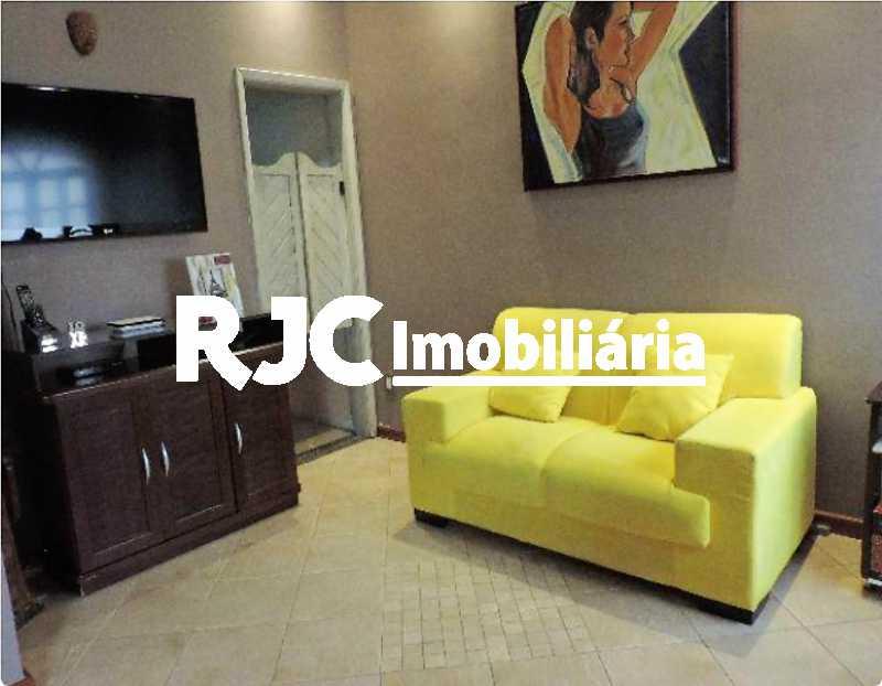 casa 1 - Casa de Vila 2 quartos à venda Vila Isabel, Rio de Janeiro - R$ 585.000 - MBCV20081 - 1