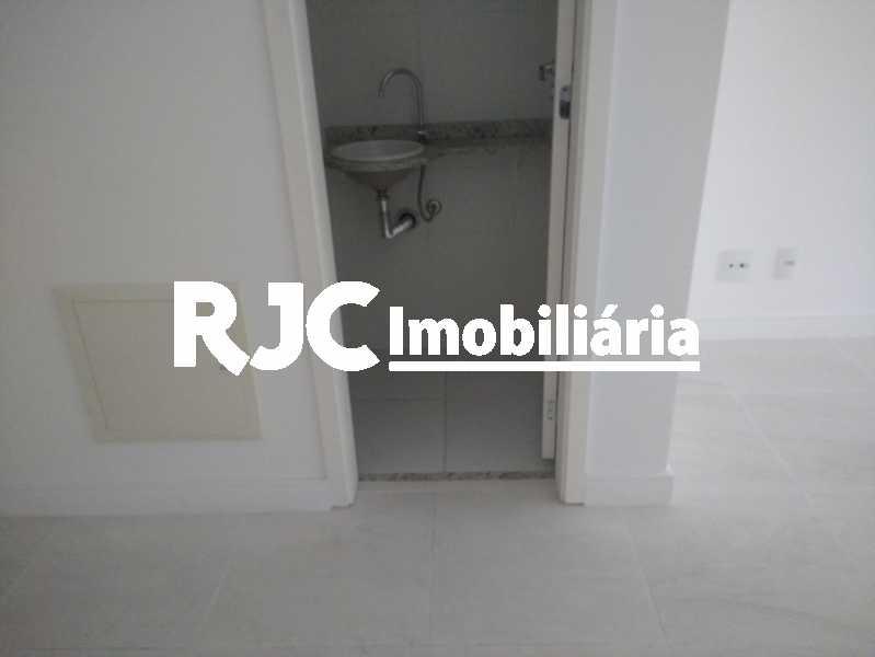 6 - Sala Comercial 24m² à venda Tijuca, Rio de Janeiro - R$ 290.000 - MBSL00191 - 7