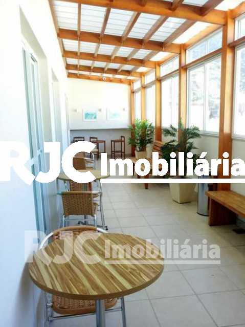 11 - Sala Comercial 24m² à venda Tijuca, Rio de Janeiro - R$ 290.000 - MBSL00191 - 11