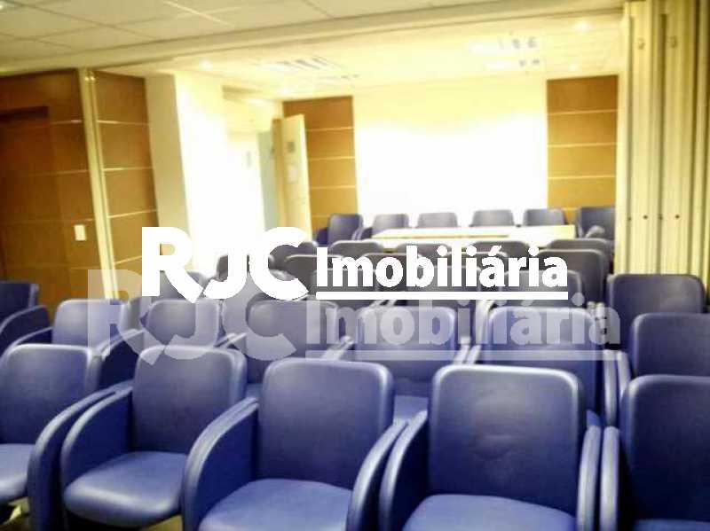 19 - Sala Comercial 24m² à venda Tijuca, Rio de Janeiro - R$ 290.000 - MBSL00191 - 14