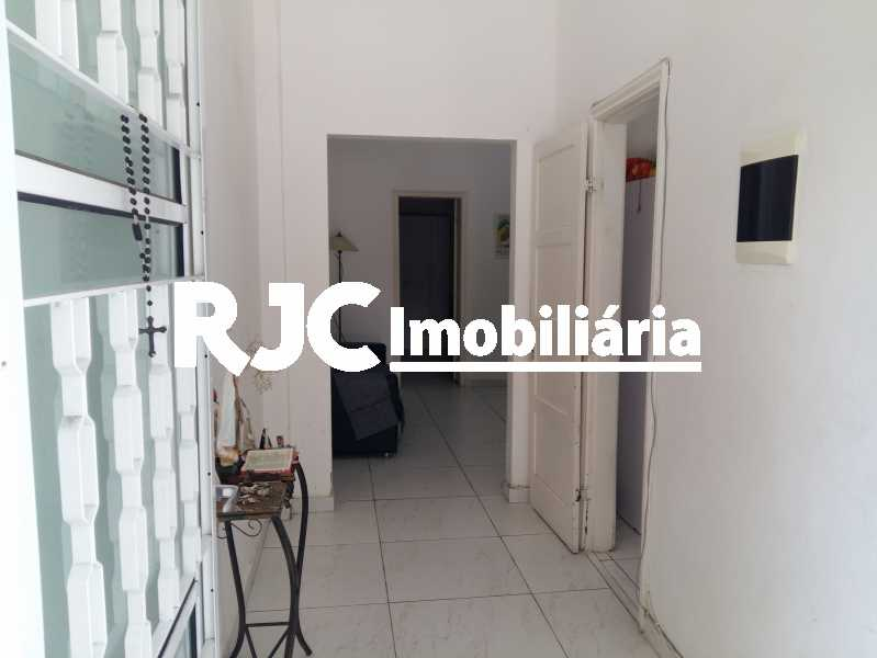 01 - Casa de Vila 4 quartos à venda Maracanã, Rio de Janeiro - R$ 680.000 - MBCV40034 - 1