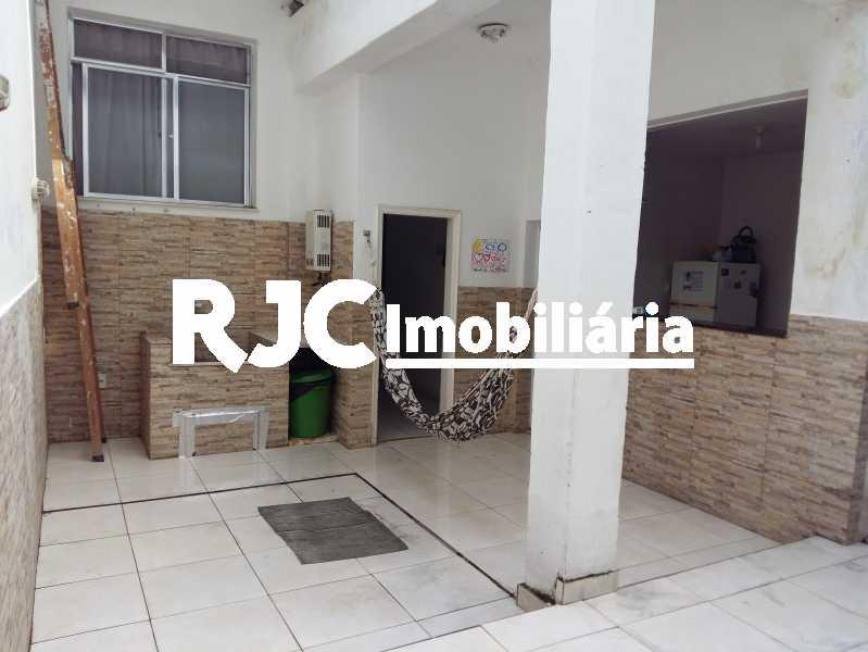 20 - Casa de Vila 4 quartos à venda Maracanã, Rio de Janeiro - R$ 680.000 - MBCV40034 - 21