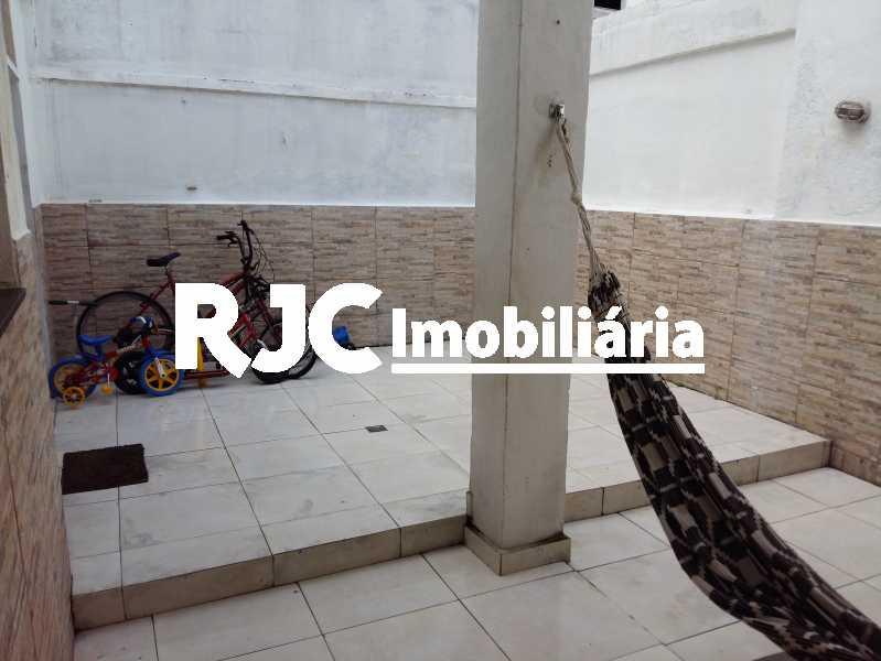 21 - Casa de Vila 4 quartos à venda Maracanã, Rio de Janeiro - R$ 680.000 - MBCV40034 - 22