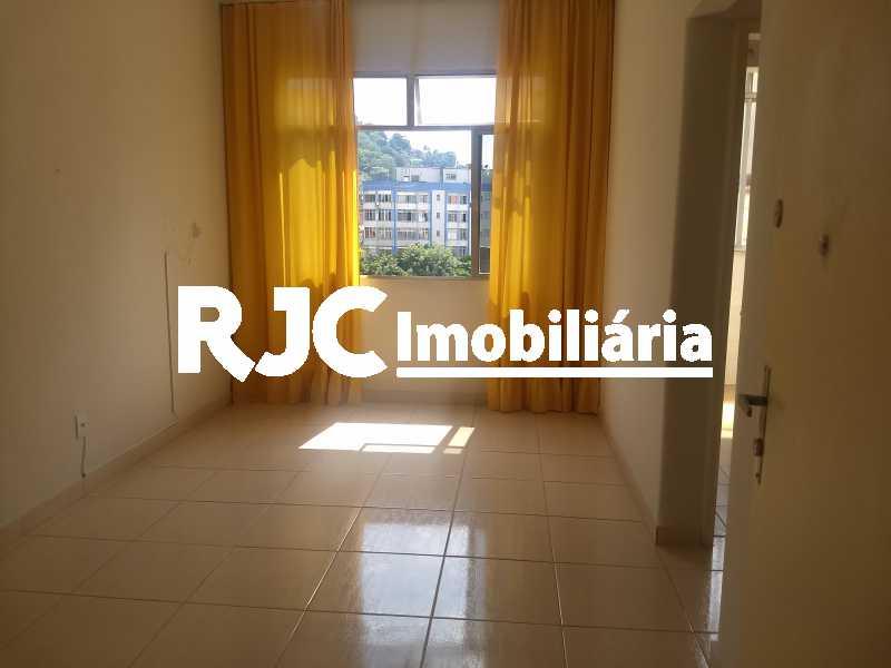 1 - Apartamento 1 quarto à venda Tijuca, Rio de Janeiro - R$ 220.000 - MBAP10568 - 1