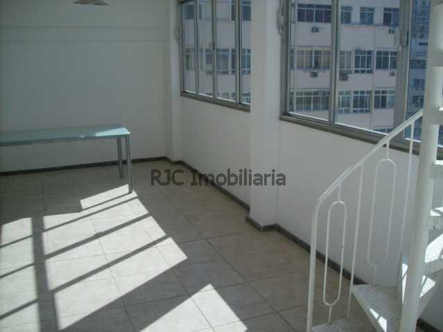 Sala anexo - Cobertura 3 quartos à venda Tijuca, Rio de Janeiro - R$ 950.000 - MBCO30004 - 23