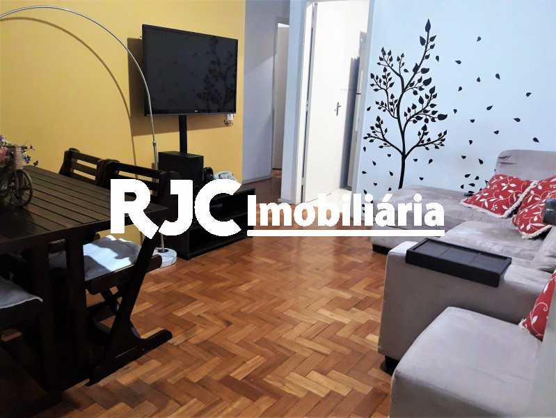 FOTO 1 - Apartamento 2 quartos à venda Grajaú, Rio de Janeiro - R$ 300.000 - MBAP23190 - 1