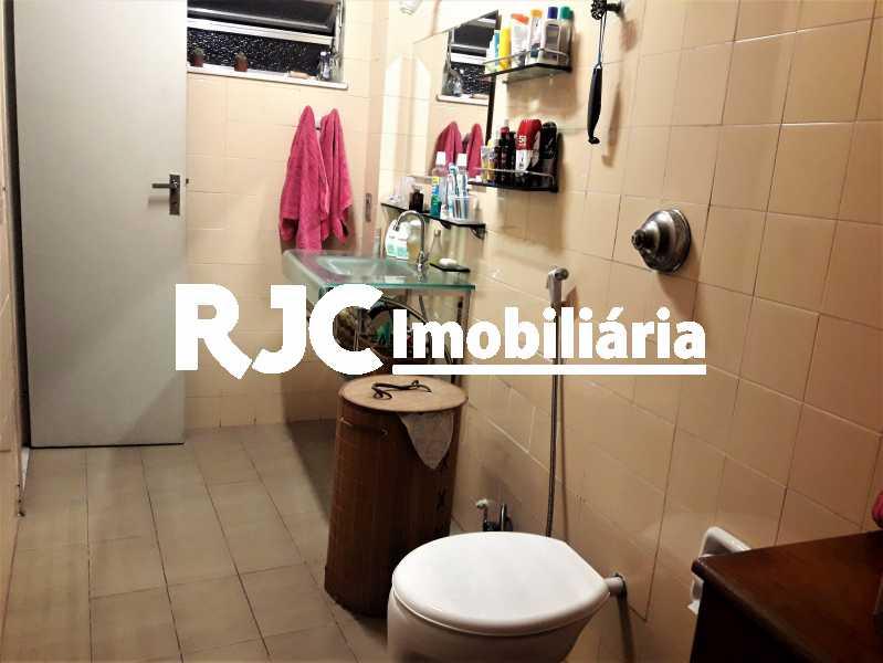 FOTO 9 - Apartamento 2 quartos à venda Grajaú, Rio de Janeiro - R$ 300.000 - MBAP23190 - 10