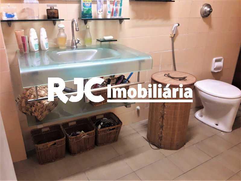 FOTO 10 - Apartamento 2 quartos à venda Grajaú, Rio de Janeiro - R$ 300.000 - MBAP23190 - 11