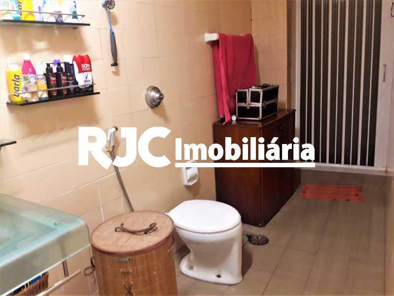 FOTO 11 - Apartamento 2 quartos à venda Grajaú, Rio de Janeiro - R$ 300.000 - MBAP23190 - 12