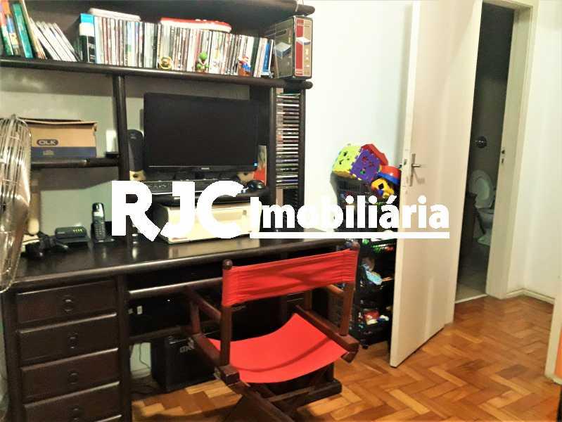 FOTO 14 - Apartamento 2 quartos à venda Grajaú, Rio de Janeiro - R$ 300.000 - MBAP23190 - 15