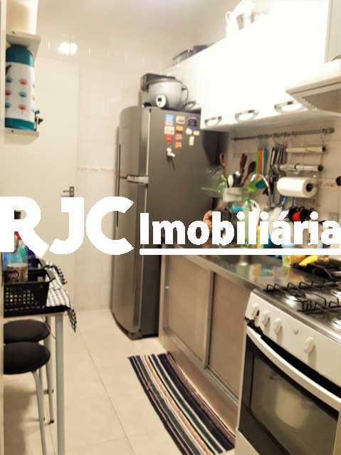 FOTO 17 - Apartamento 2 quartos à venda Grajaú, Rio de Janeiro - R$ 300.000 - MBAP23190 - 18