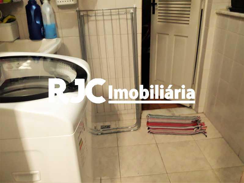 FOTO 19 - Apartamento 2 quartos à venda Grajaú, Rio de Janeiro - R$ 300.000 - MBAP23190 - 20