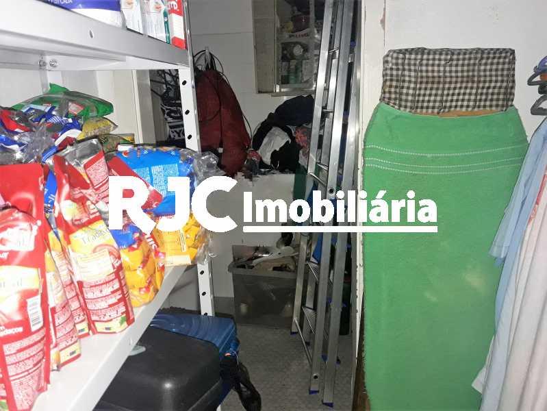 FOTO 21 - Apartamento 2 quartos à venda Grajaú, Rio de Janeiro - R$ 300.000 - MBAP23190 - 22