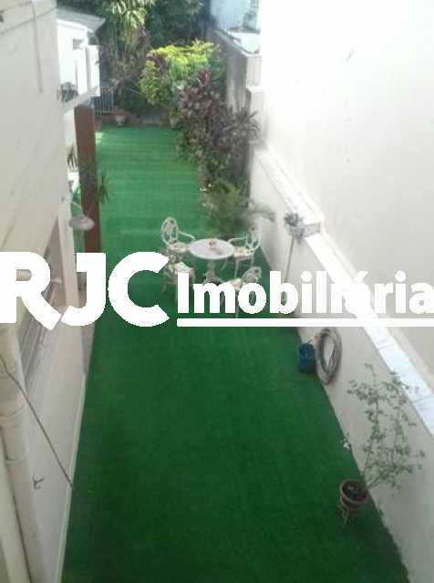 borda 1 - Casa 3 quartos à venda Grajaú, Rio de Janeiro - R$ 650.000 - MBCA30135 - 1