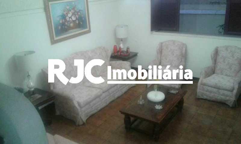 borda 2 - Casa 3 quartos à venda Grajaú, Rio de Janeiro - R$ 650.000 - MBCA30135 - 3
