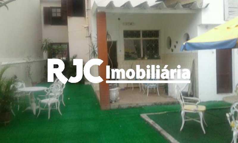 borda 6 - Casa 3 quartos à venda Grajaú, Rio de Janeiro - R$ 650.000 - MBCA30135 - 6