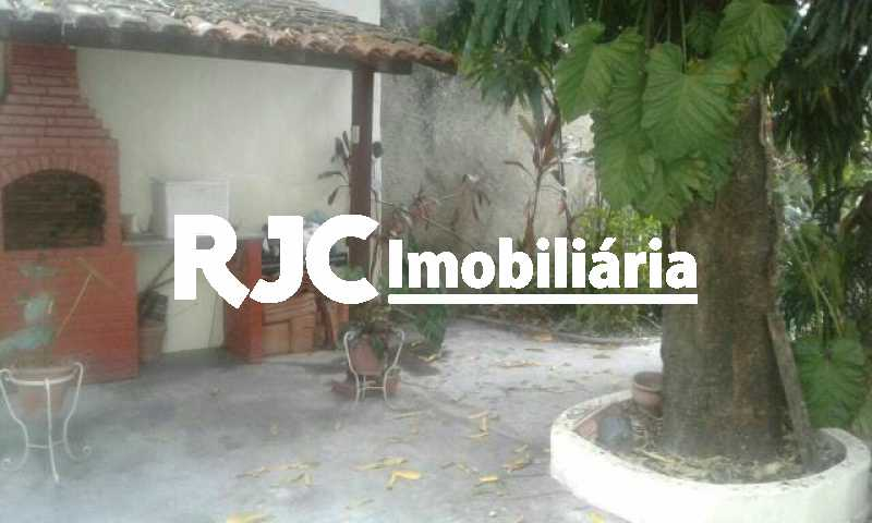 borda 7 - Casa 3 quartos à venda Grajaú, Rio de Janeiro - R$ 650.000 - MBCA30135 - 7