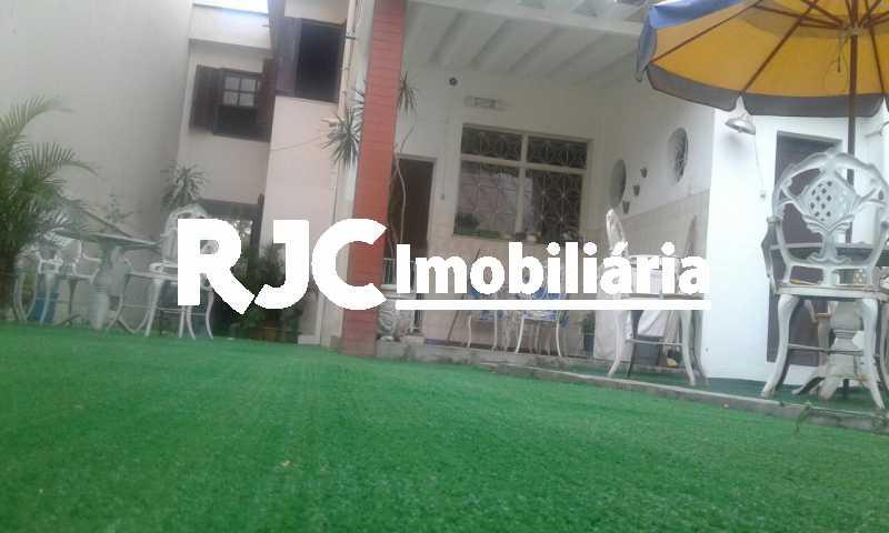 rosa e silva 11 - Casa 3 quartos à venda Grajaú, Rio de Janeiro - R$ 650.000 - MBCA30135 - 9