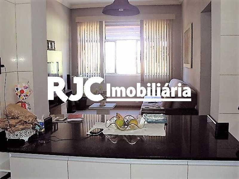 0 .    Sala - Apartamento 2 quartos à venda São Cristóvão, Rio de Janeiro - R$ 300.000 - MBAP23227 - 3