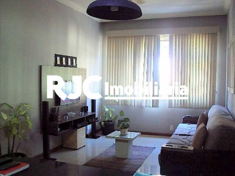 1     Sala - Apartamento 2 quartos à venda São Cristóvão, Rio de Janeiro - R$ 300.000 - MBAP23227 - 4
