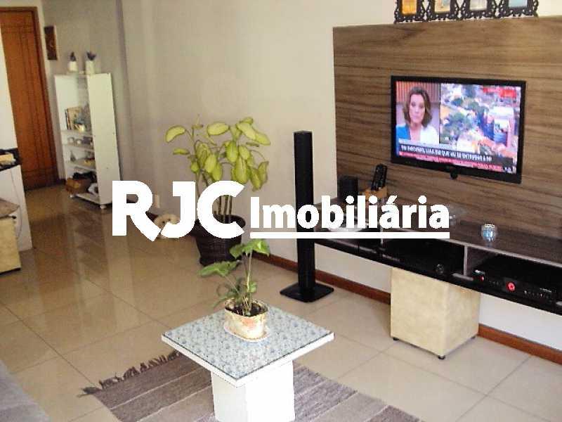 3     Sala - Apartamento 2 quartos à venda São Cristóvão, Rio de Janeiro - R$ 300.000 - MBAP23227 - 5