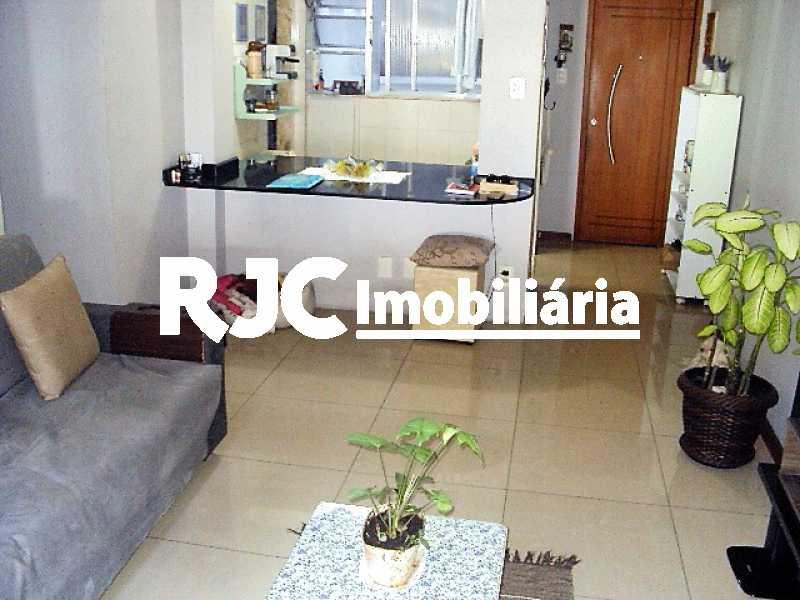 4     Sala - Apartamento 2 quartos à venda São Cristóvão, Rio de Janeiro - R$ 300.000 - MBAP23227 - 6