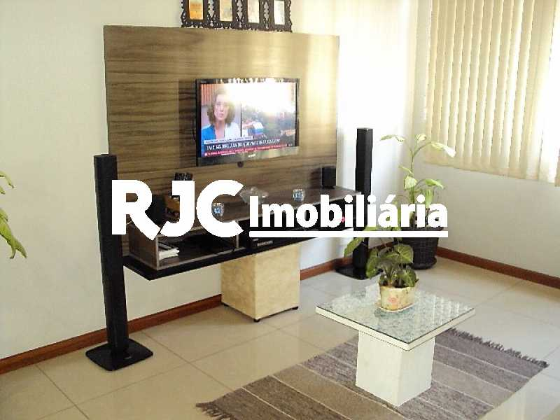 6     Sala - Apartamento 2 quartos à venda São Cristóvão, Rio de Janeiro - R$ 300.000 - MBAP23227 - 7