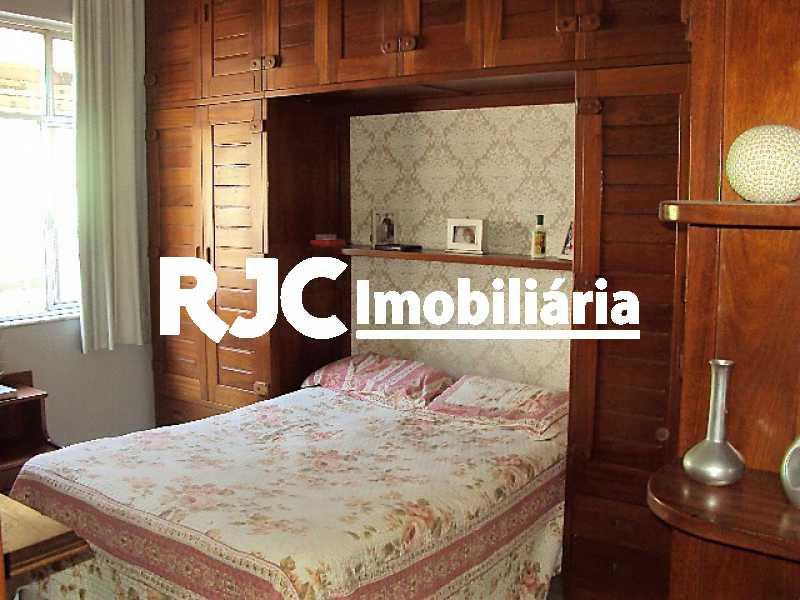 7     Quarto Principal - Apartamento 2 quartos à venda São Cristóvão, Rio de Janeiro - R$ 300.000 - MBAP23227 - 8