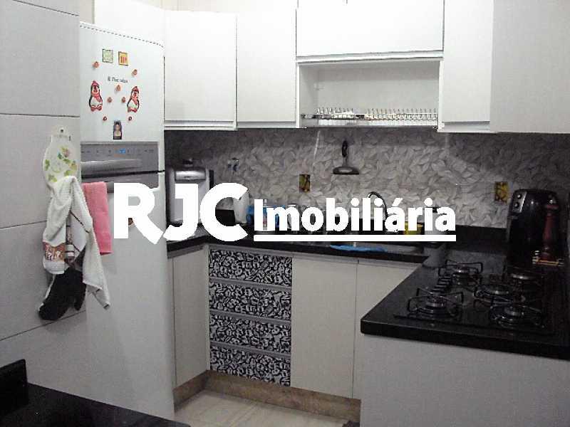 17 .    Cozinha - Apartamento 2 quartos à venda São Cristóvão, Rio de Janeiro - R$ 300.000 - MBAP23227 - 18