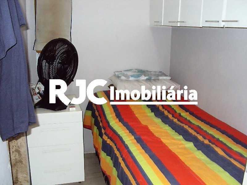 19    Quarto Empregada - Apartamento 2 quartos à venda São Cristóvão, Rio de Janeiro - R$ 300.000 - MBAP23227 - 20