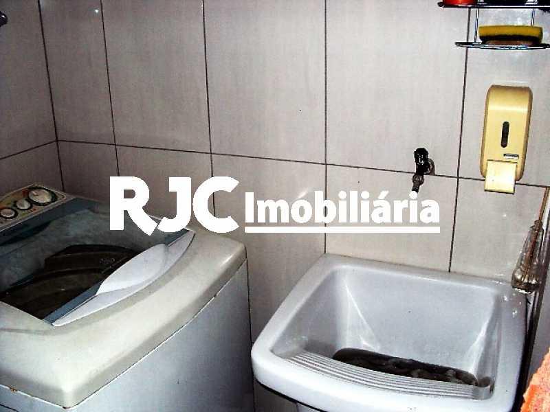 20   Área de Serviço - Apartamento 2 quartos à venda São Cristóvão, Rio de Janeiro - R$ 300.000 - MBAP23227 - 21