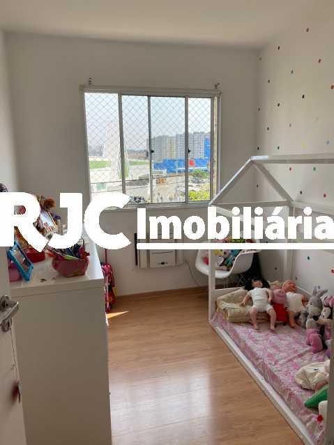 IMG-20210909-WA0044 - Apartamento 3 quartos à venda Del Castilho, Rio de Janeiro - R$ 360.000 - MBAP33701 - 12