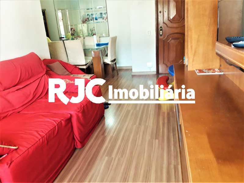 FOTO 1 - Apartamento 2 quartos à venda Grajaú, Rio de Janeiro - R$ 420.000 - MBAP23352 - 1