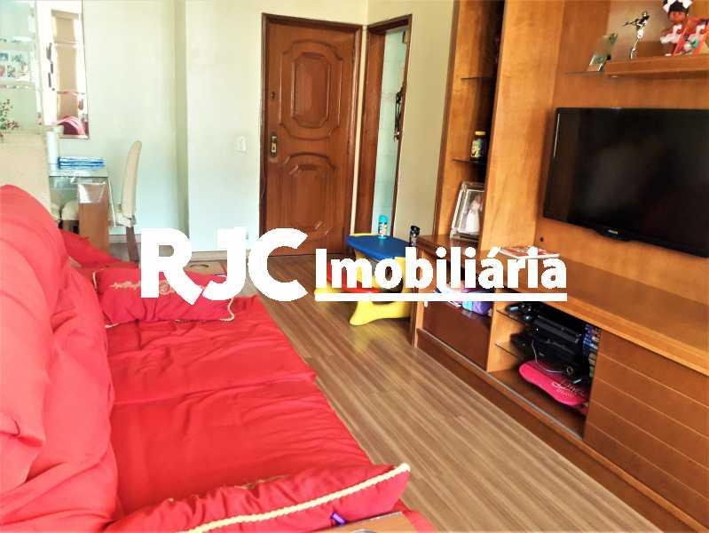 FOTO 2 - Apartamento 2 quartos à venda Grajaú, Rio de Janeiro - R$ 420.000 - MBAP23352 - 3