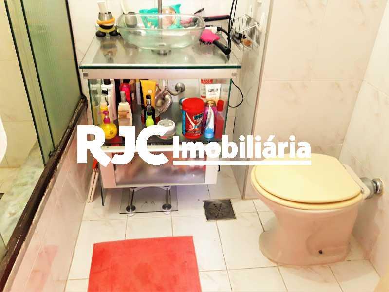 FOTO 7 - Apartamento 2 quartos à venda Grajaú, Rio de Janeiro - R$ 420.000 - MBAP23352 - 8