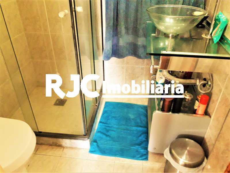 FOTO 8 - Apartamento 2 quartos à venda Grajaú, Rio de Janeiro - R$ 420.000 - MBAP23352 - 9