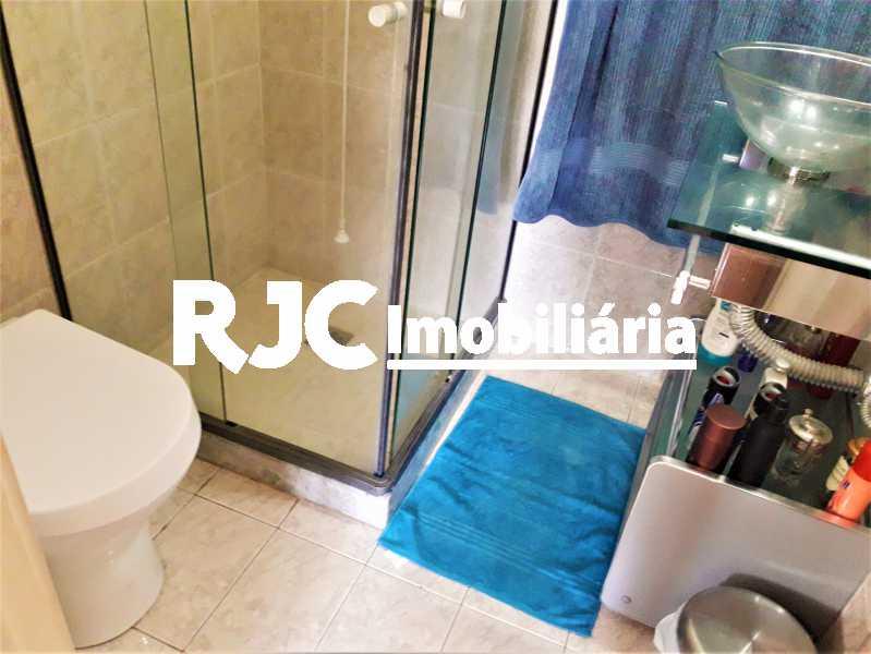 FOTO 9 - Apartamento 2 quartos à venda Grajaú, Rio de Janeiro - R$ 420.000 - MBAP23352 - 10