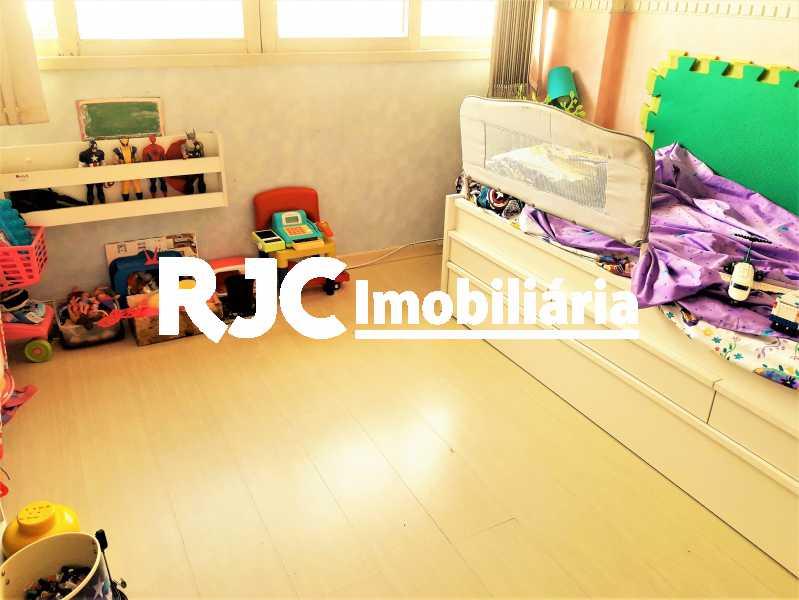 FOTO 11 - Apartamento 2 quartos à venda Grajaú, Rio de Janeiro - R$ 420.000 - MBAP23352 - 12