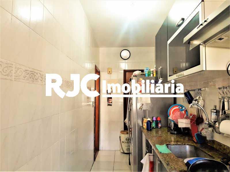 FOTO 15 - Apartamento 2 quartos à venda Grajaú, Rio de Janeiro - R$ 420.000 - MBAP23352 - 16