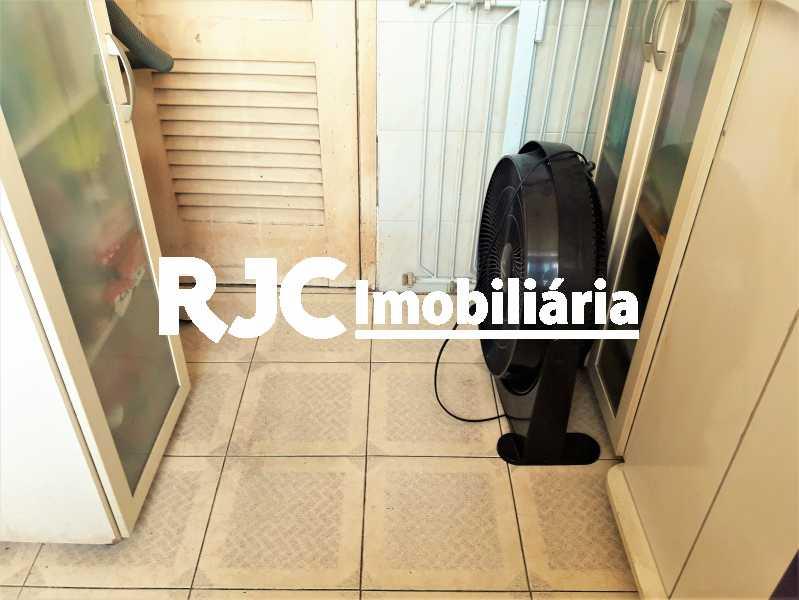 FOTO 16 - Apartamento 2 quartos à venda Grajaú, Rio de Janeiro - R$ 420.000 - MBAP23352 - 17