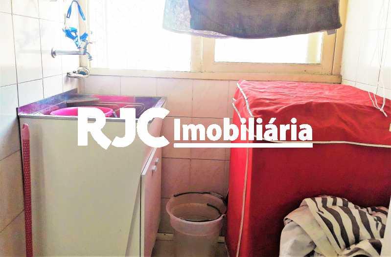 FOTO 17 - Apartamento 2 quartos à venda Grajaú, Rio de Janeiro - R$ 420.000 - MBAP23352 - 18