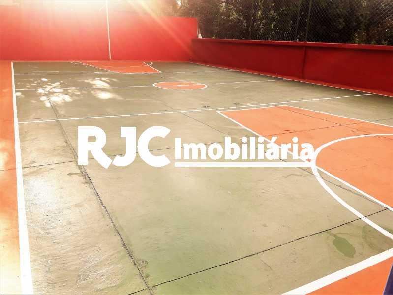 FOTO 18 - Apartamento 2 quartos à venda Grajaú, Rio de Janeiro - R$ 420.000 - MBAP23352 - 19