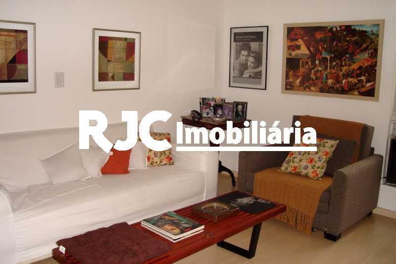 1 - Apartamento 1 quarto à venda Andaraí, Rio de Janeiro - R$ 330.000 - MBAP10602 - 1