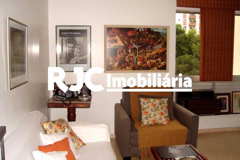 3 - Apartamento 1 quarto à venda Andaraí, Rio de Janeiro - R$ 330.000 - MBAP10602 - 4