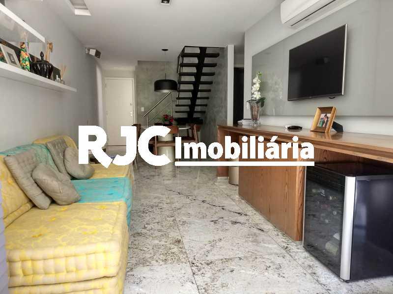 IMG_20180324_115214_HDR - Cobertura 4 quartos à venda Botafogo, Rio de Janeiro - R$ 2.320.000 - MBCO40092 - 8