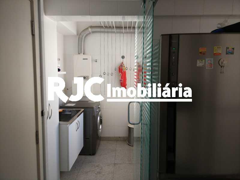 IMG_20180324_120550 - Cobertura 4 quartos à venda Botafogo, Rio de Janeiro - R$ 2.320.000 - MBCO40092 - 21